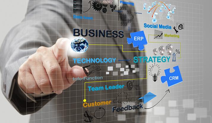Разработка и внедрение систем автоматизации бизнес-процессов