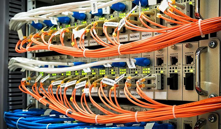 Проектирование, монтаж и поддержка структурированной кабельной системы